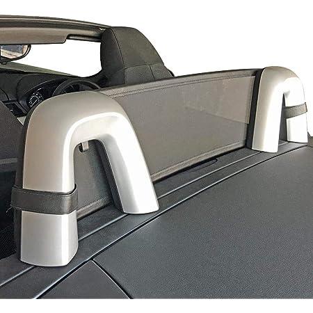 Aperta Windschott Passend Für Bmw Z4 E85 100 Passgenau Oem Qualität Schwarz Windstop Windabweiser Auto