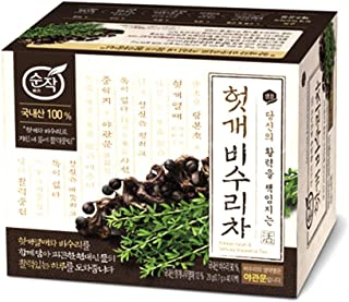 100% Natural Organic Tea 0.7g x 40 T/Tea bags (korean raisin & Sericea lespedeza Tea)