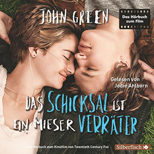 Das Schicksal ist ein mieser Verräter                   Written by:                                                                                                                                 John Green                               Narrated by:                                                                                                                                 Jodie Ahlborn                      Length: 7 hrs and 1 min     Not rated yet     Overall 0.0