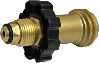 Onlyfire Universal Fit Propane Tank Adapters POL to QCC1 Wrench to Hand Tighten Old to New Style