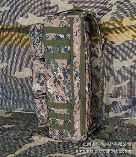 N-B Camuflaje táctico Traveller CS Deportes Escalada al Aire Libre Bolso de Hombro táctico King Kong Assault Airborne Bag Fábrica al por Mayor