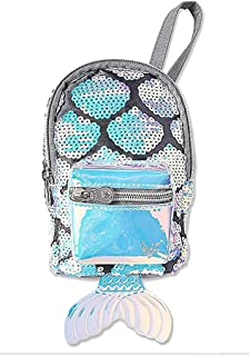 Wristlet Tiny Mini Mermaid Backpack