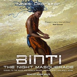 Binti: The Night Masquerade cover art