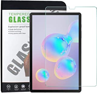 TERSELY Screen Protector Glass for Samsung Galaxy Tab S6 / S5 / S5e 10.5 T860/T865, Premium 9H Hardness HD Tempered-Glass ...
