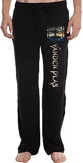 XJX Men's Vanden Plas music Running Workout Sweatpants Pants