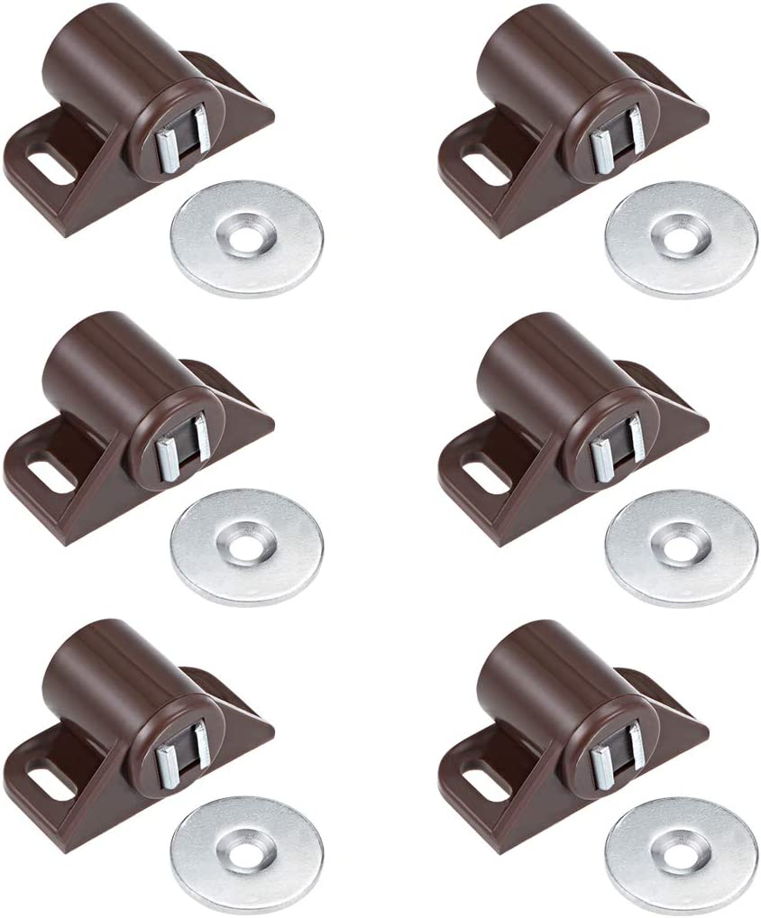 uxcell Magnetic 67% OFF of fixed price Latches Catch Cabinet Magnet Import Door Cupb for Latch