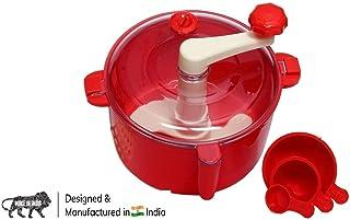 MIXER For Roti Chapati Tortilla Multicolour White//Red Dough Kneader Atta Maker