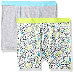 Mothercare Boys  Regular Fit Striped Boxers (Pack of 3)