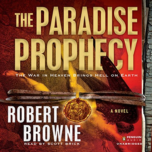 The Paradise Prophecy audiobook cover art