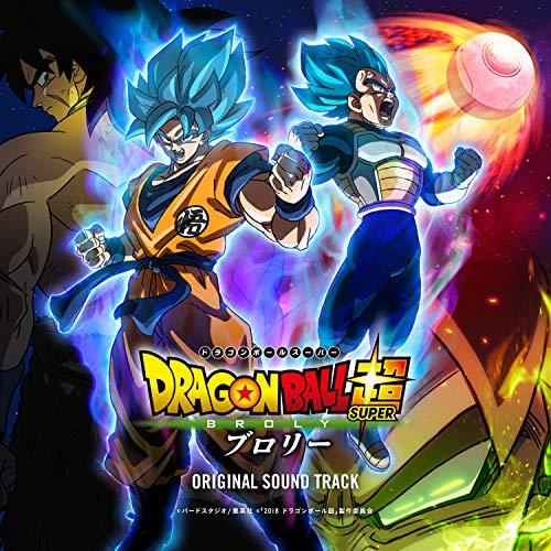 Dragon Ball Super: Broly (Original Soundtrack) [Import]