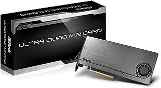 ASRock M.2 SSD増設ボード Ultra Quad M.2 Card