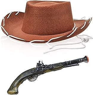 replica cowboy hats