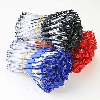 Erholi Stationery Pen School Supplies Gel Pen Neutral Pen 0.5mm Carbon Pen Gel Ink Rollerball Pens