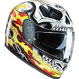 Hjc FG-ST Casco Integrale Sportivo da Motocicletta, Edizione Limitata Marvel Ghost Rider