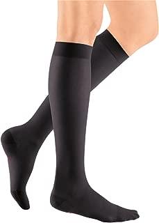 mediven Sheer & Soft, 15-20 mmHg, Calf High Compression Stockings, Closed Toe