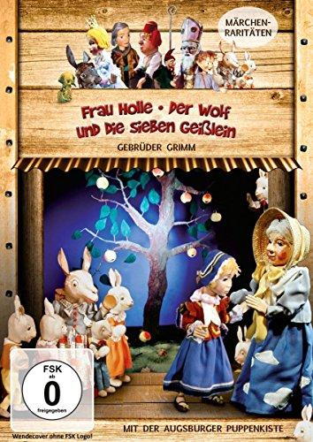 Augsburger Puppenkiste: Frau Holle & Der Wolf und die sieben Geißlein