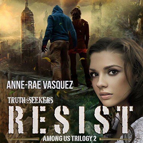 Resist audiobook cover art