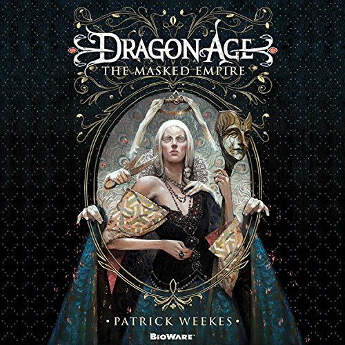 Dragon Age: The Masked Empire cover art