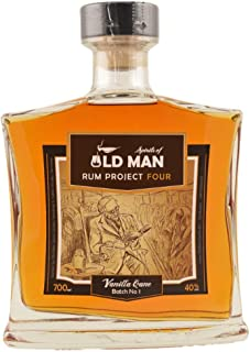 Rum Project Four Vanilla Cane by Spirits of Old Man 0,7l 40%