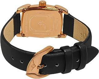 ساعة ستاهرلنغ اورجينال للنساء كارنيج وردي كوارتز سويسرية 163A.124B2