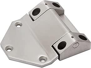 Profil 20/&25mm L/änge 2m in 2 Gr/össen und 2 St/ärken w/ählbar Schiebet/ür Laufschiene C 20mm, Materialst/ärke 2mm