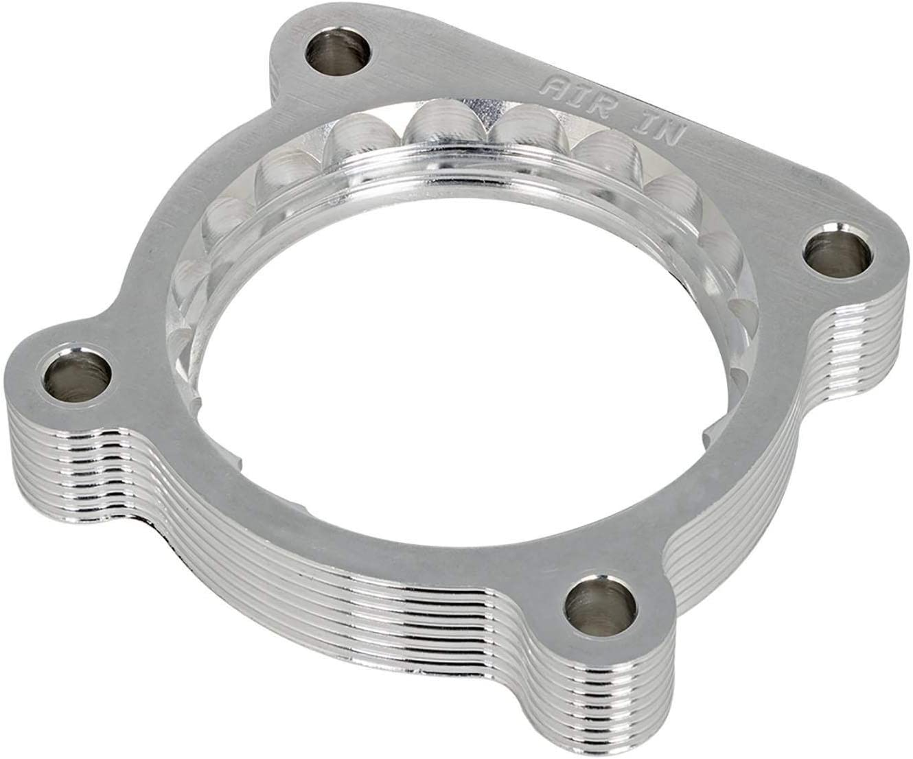 aFe Power 46-38010 Silver High order Bullet Throttle Spacer Body Ranking TOP11 Toyota