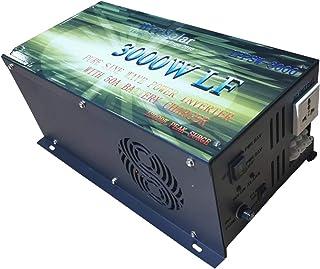 Plusenergy wccsolar Inversor 3000W 24v to AC 230V Pure Power Inverter LF De Convertidor Onda Pura