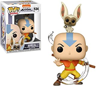 ANIMATION FUNKO POP IROH W// TEA 539 36467 VINYL FIGURE AVATAR