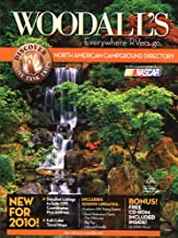 Woodall's North American Campground Directory with CD, 2010 (Woodall's Campground Directories)