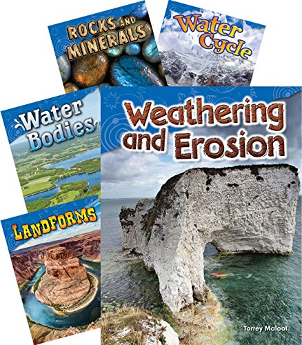Compare Textbook Prices for Teacher Created Materials - Science Readers: Earth and Space Science - 5 Book Set - Grade 2  ISBN 9781493810246 by Teacher Created Materials