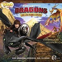 Gefährliche Gesänge (Dragons - auf zu neuen Ufern 22) Hörbuch
