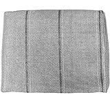 Bestlivings Vorzeltteppich - wasserdurchlässiger und wasserfester Zelt Teppich - (250x300cm / Grau)