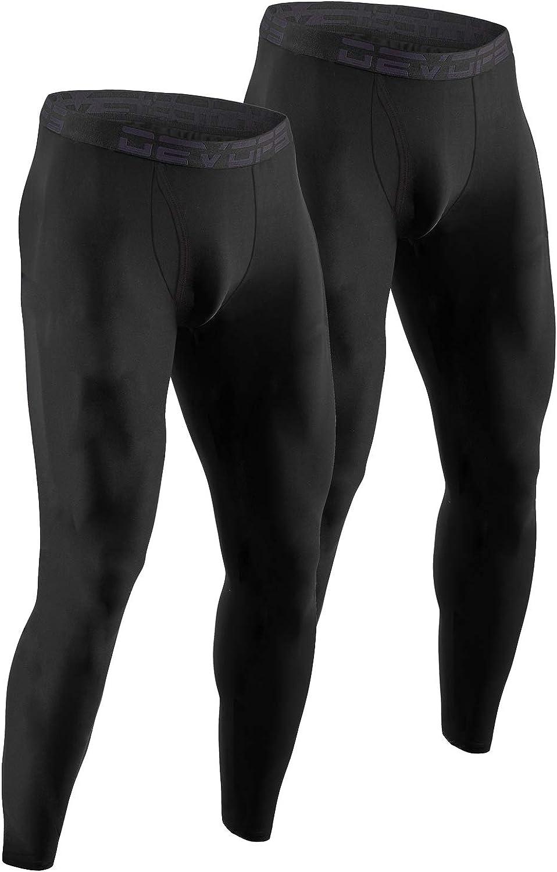 DEVOPS Men's Thermal Underwear Cheap SALE Start Pants Leggings Lay service Athletic Base