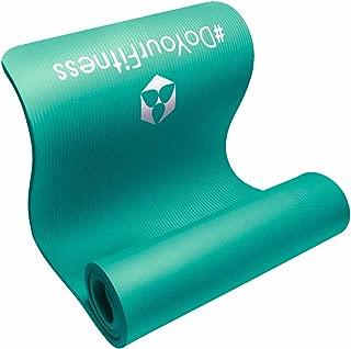 duhe189014 Tapis dexercice en Caoutchouc pour planchers et Tapis de Protection Tapis dexercice Tapis dentra/înement Multifonctionnel r/ésistant /à lusure