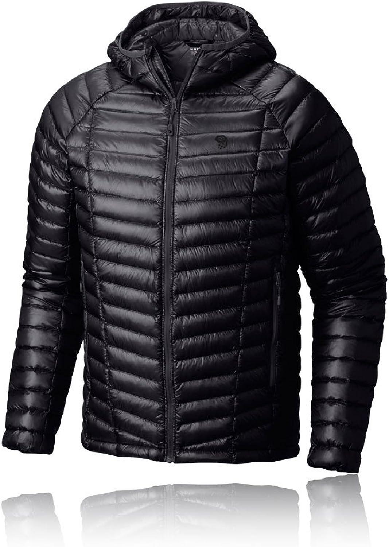 Mountain Hardwear Ghost Whisperer Hooded Down Jacket  SS19  XX Large Black
