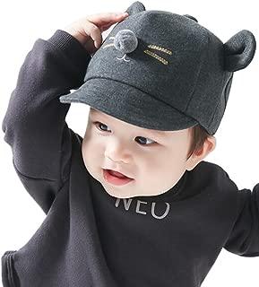 Kollmert Newborn Kids Baby Boy Girl Bunny Rabbit Visor Baseball Cap Cotton Peaked Hat