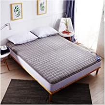 Tatami Mattress, Soft Sponge Pad Student Dormitory Household Mattress Thicken Cotton Anti-Skid Bed Mattress Thickness 6 cm...