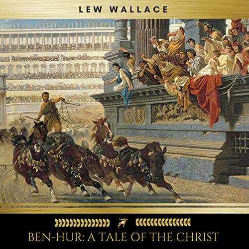Ben-Hur     A Tale of the Christ              By:                                                                                                                                 Lew Wallace                               Narrated by:                                                                                                                                 Josh Smith                      Length: 22 hrs and 51 mins     6 ratings     Overall 3.7