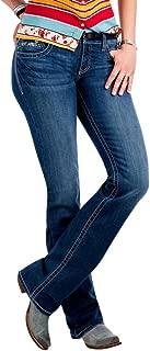 Cruel Girl Western Denim Jeans Womens Abby Slim Medium Wash CB10854071