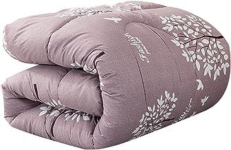 Down alternatieve gewatteerde dekbedbescherming, hypoallergeen, allergie gratis zacht comfortabel(1.8x2.2m(71x87in) 3KG, L)