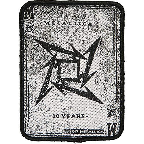 Rock Off Metallica - Dealer (Toppa) Merchandising Ufficiale