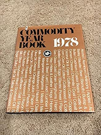 Commodity Year Book 1978