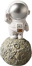 Homyl Estatueta de resina do Astronauta Espaço Temático Festa de Escritório em Casa Decoração Toy Kids Boy Quarto Decoraçã...