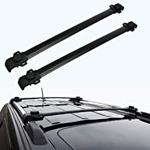 ALAVENTE Roof Rack Crossbars Top Rack Luggage Carrier OE Style Cross Bars Compatible for 2009 2010 2011 2012 2013 2014 2015 2016 2017 Dodge Journey 82212509