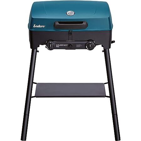 Enders Explorer Next Pro Portable Gas Barbecue, Blue