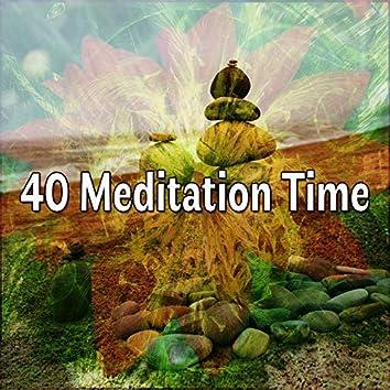 40 Meditation Time