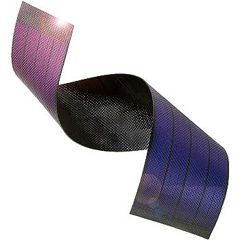 Amazon Com Nuzamas Flexible Solar Panel Mini Thin Film