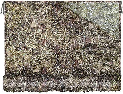 iunio Camo Netting Camouflage Net Military Nets Lightweight Durable Different Size for Camping product image