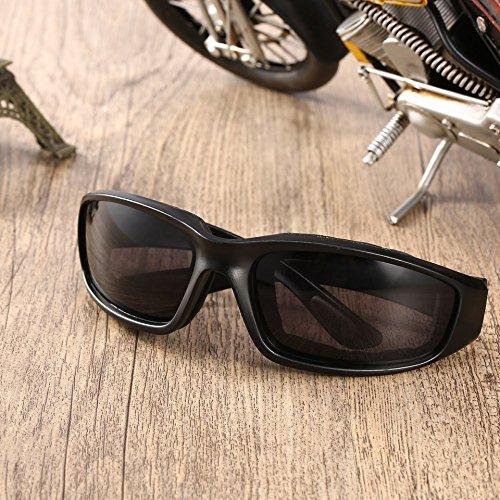 Motocicletas Nuevas gafas protectoras A prueba de viento Eviertas a prueba de polvo a prueba de polvo Gafas de ciclismo Gafas de anteojos Deportes al aire libre Para adultos intercambiables contra gaf