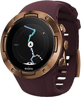 Suunto 5 G1 Burgundy Copper Akıllı Saat Yetişkin, Gümüş, Tek Beden